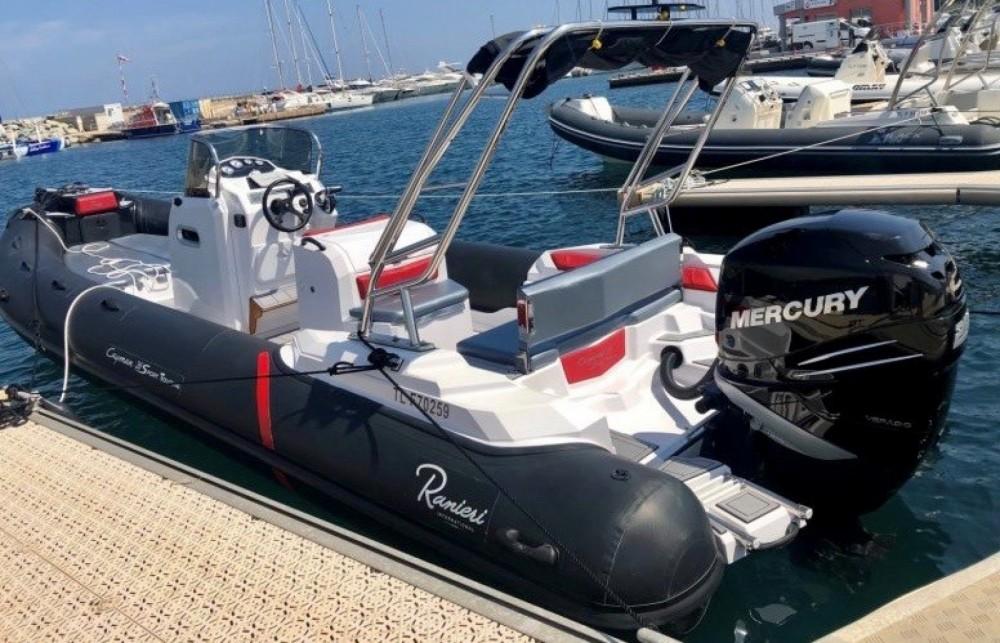 Ranieri Cayman 26 Sport Touring entre particuliers et professionnel à Marseille