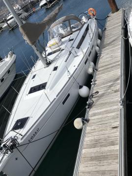 Location bateau Jeanneau Sun Odyssey 45 à Vigo sur Samboat