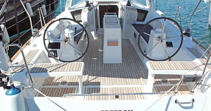 Location yacht à Palma de Majorque - Bénéteau Oceanis 381 sur SamBoat