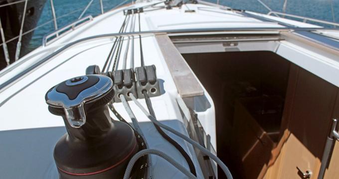 Louez un Bénéteau Oceanis 381 à Palma de Majorque
