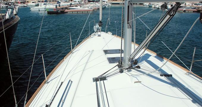 Bénéteau Oceanis 381 entre particuliers et professionnel à Palma de Majorque