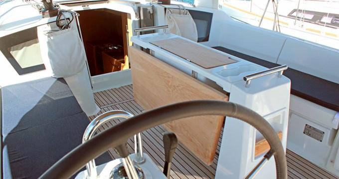 Location bateau Palma de Majorque pas cher Oceanis 381