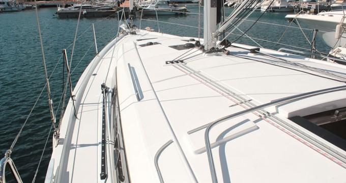 Location yacht à Palma de Majorque - Bénéteau Oceanis 41.1 sur SamBoat