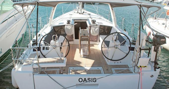 Location bateau Bénéteau Oceanis 41.1 à Palma de Majorque sur Samboat