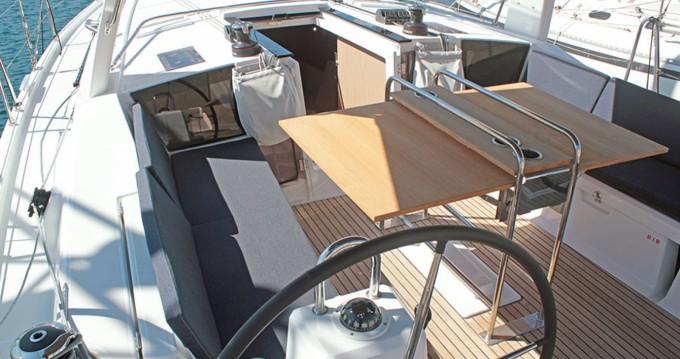 Location bateau Palma de Majorque pas cher Oceanis 41.1