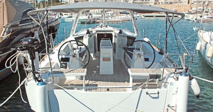 Location bateau Bénéteau Oceanis 381 à Palma de Majorque sur Samboat