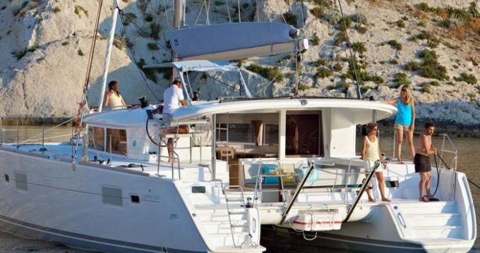 Location yacht à Barcelone - Lagoon Lagoon 400 sur SamBoat