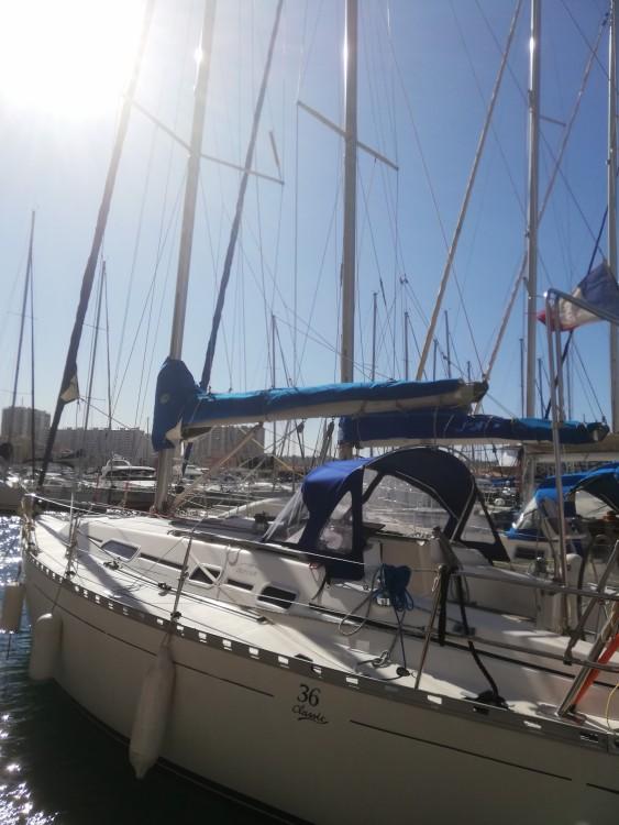 Louer Voilier avec ou sans skipper Dufour à Toulon