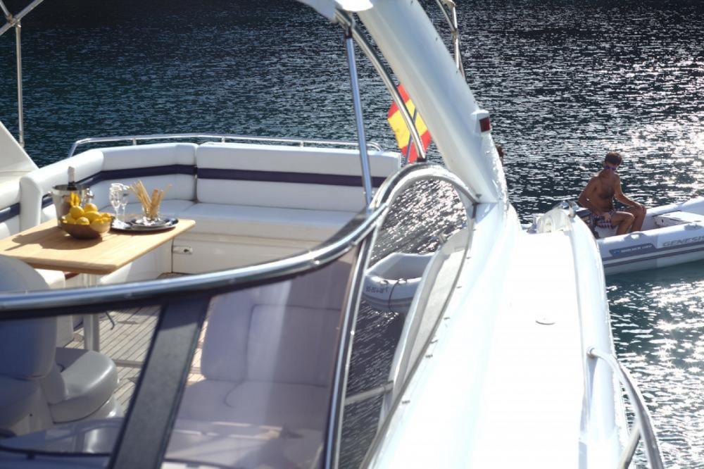 Location Yacht à Maó - Sunseeker Predator 56