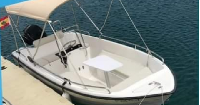 Location bateau Torrevieja pas cher 430 open