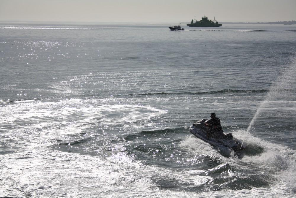 Location bateau Yamaha vx1100 à Setúbal sur Samboat