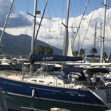 Louez un Bénéteau Oceanis 473 Clipper à Punta Ala