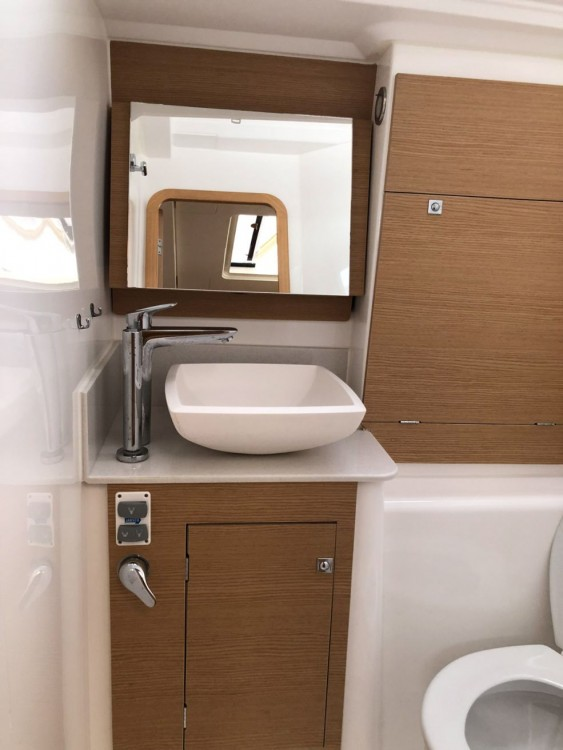 Location yacht à Le Marin - Dufour Dufour 460 Grand Large sur SamBoat