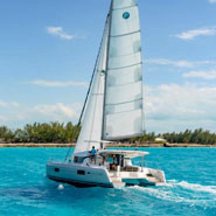 Location Catamaran à  - Lagoon Lagoon 42
