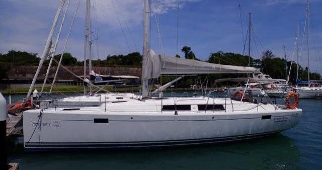 Location bateau Phuket pas cher Hanse 385