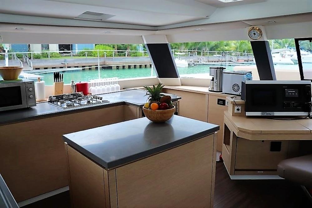 Location yacht à Seychelles - Fountaine Pajot Saba 50 sur SamBoat