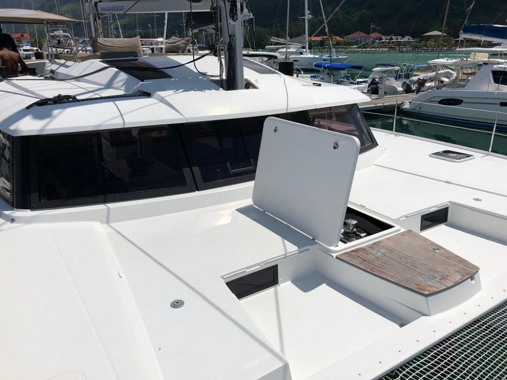 Location bateau Seychelles pas cher Saba 50