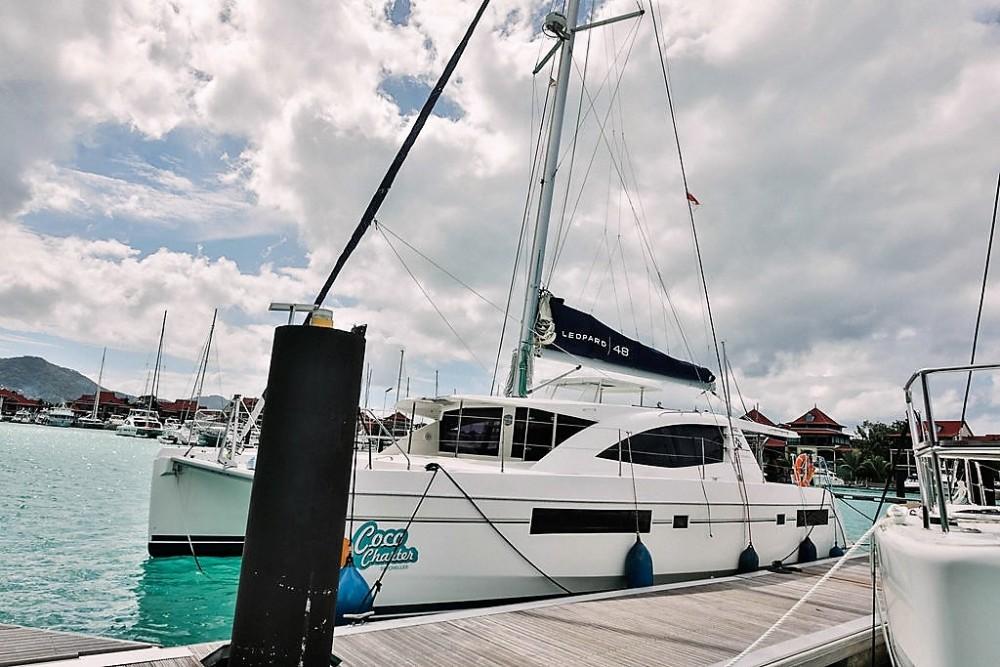 Location yacht à Victoria - Robertson and Caine Leopard 48 sur SamBoat