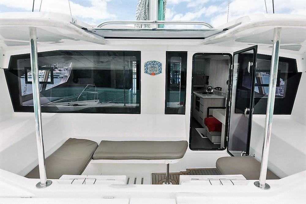 Location yacht à Seychelles - Robertson and Caine Leopard 48 sur SamBoat