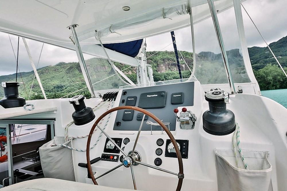 Location bateau Robertson and Caine Leopard 48 à Seychelles sur Samboat