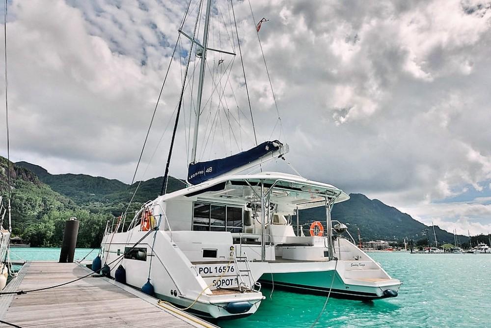 Robertson and Caine Leopard 48 entre particuliers et professionnel à Seychelles