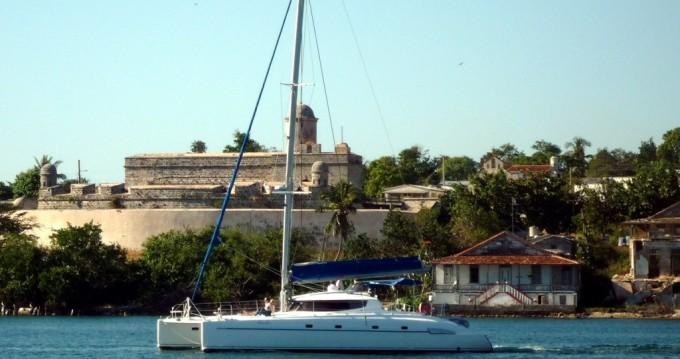 Louez un Fountaine Pajot Bahia 46 à Cienfuegos
