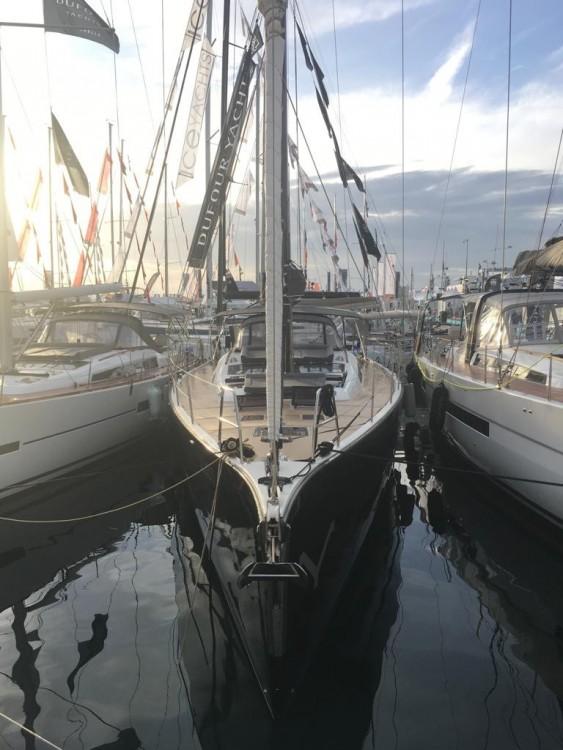 Location bateau  pas cher Dufour 560 Grand Large