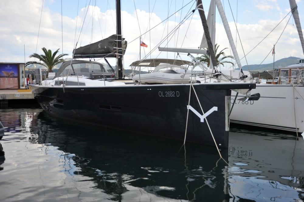 Location bateau Dufour Dufour 560 Grand Large à Olbia sur Samboat