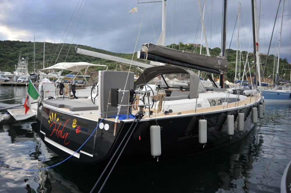 Louer Voilier avec ou sans skipper Dufour à Olbia