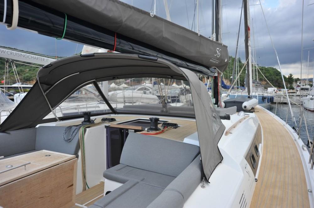 Location yacht à  - Dufour Dufour 560 Grand Large sur SamBoat