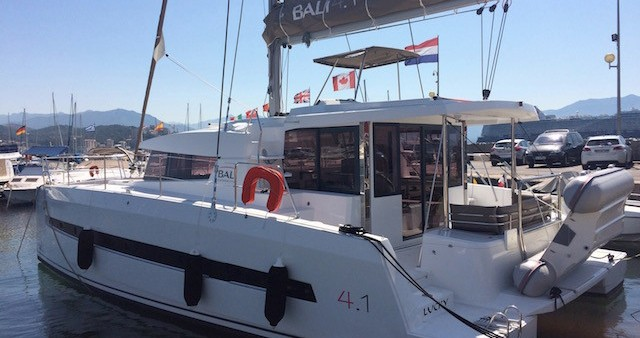 Location yacht à Propriano - Catana Bali 4.1 sur SamBoat