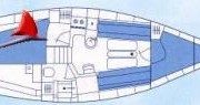 Location bateau Etap Etap 32S à Macinaggio sur Samboat