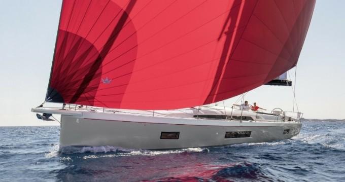Location bateau Cannigione pas cher Oceanis 51.1