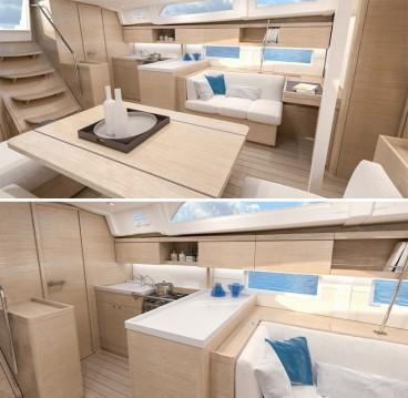 Location bateau Bénéteau Oceanis 46.1 à Procida sur Samboat