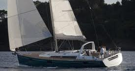 Location bateau Procida pas cher Oceanis 48