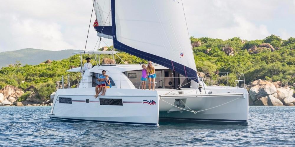 Location yacht à Cannigione - Robertson-Caine Leopard 4000 sur SamBoat