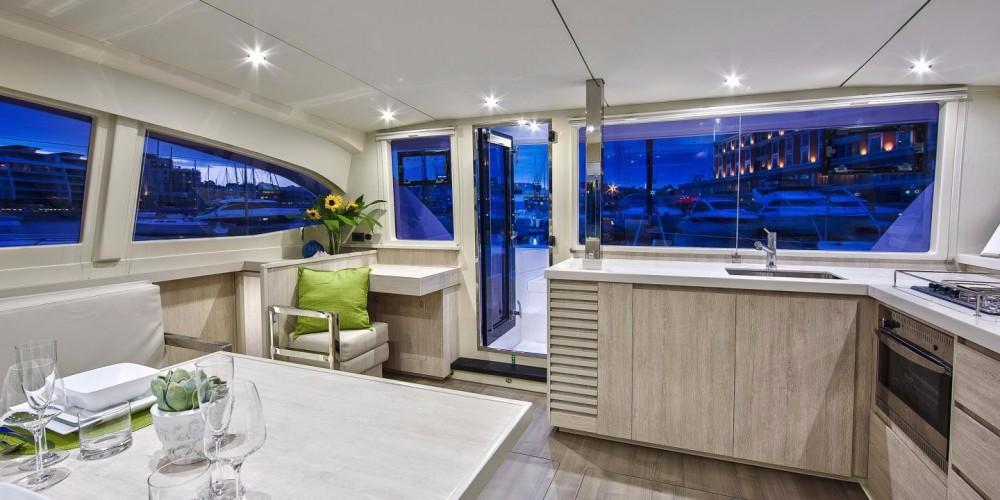 Location Catamaran à Cannigione - Robertson-Caine Leopard 4000
