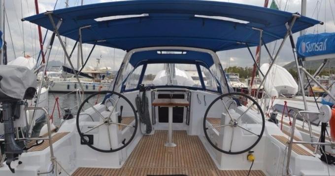 Location yacht à Cannigione - Bénéteau Oceanis 38.1 sur SamBoat