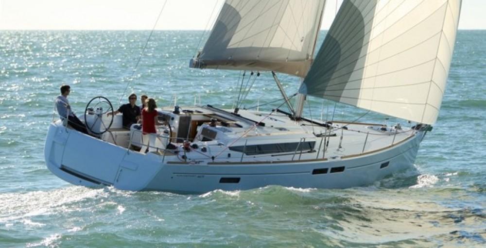 Location yacht à Procida - Jeanneau Sun Odyssey 479 sur SamBoat