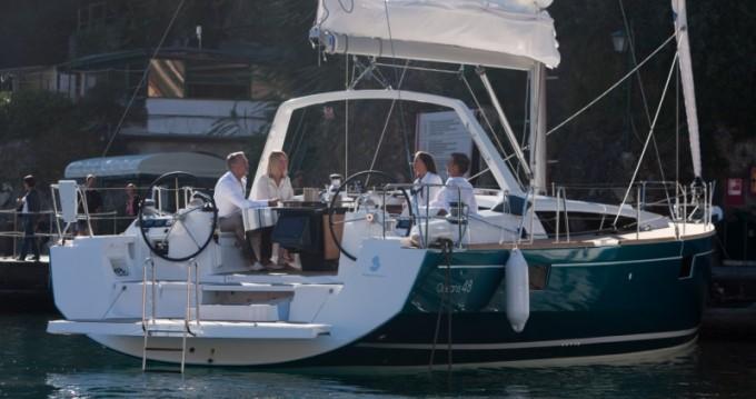 Location yacht à Cannigione - Bénéteau Oceanis 48 sur SamBoat