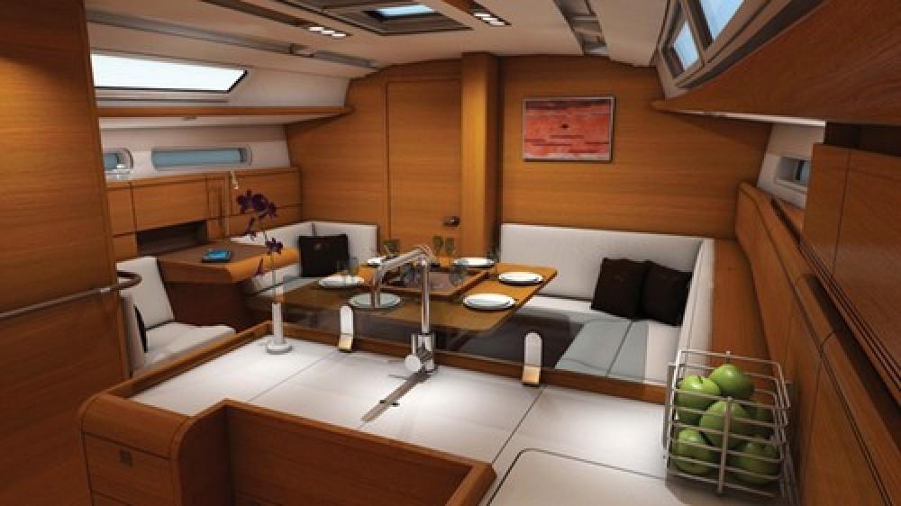 Location bateau Furnari pas cher Oceanis 381