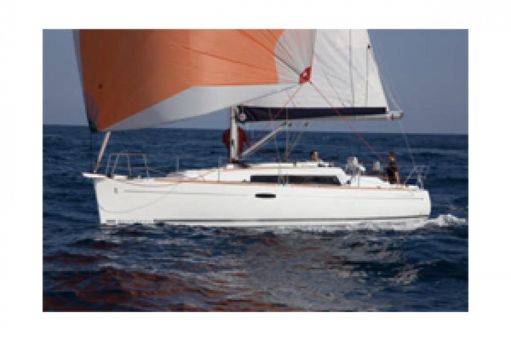 Location yacht à Procida - Bénéteau Oceanis 31 sur SamBoat