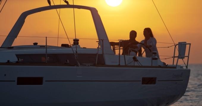 Location yacht à Procida - Bénéteau Oceanis 41 sur SamBoat