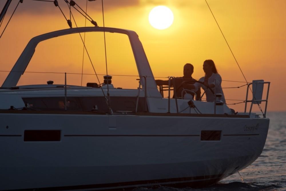 Location bateau Bénéteau Oceanis 41 à Procida sur Samboat