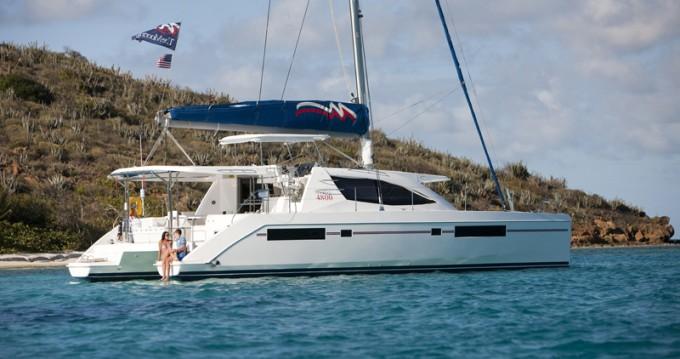 Location bateau Robertson and Caine Leopard 48 à Cannigione sur Samboat