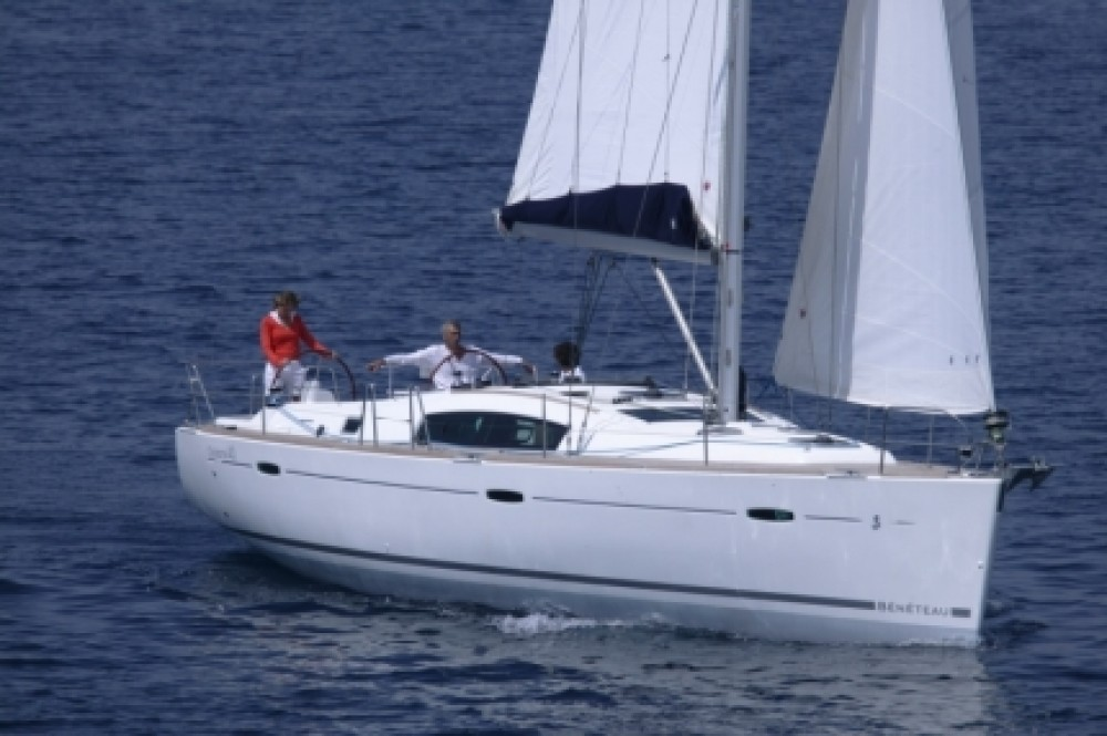 Location bateau Bénéteau Oceanis 43 à Procida sur Samboat