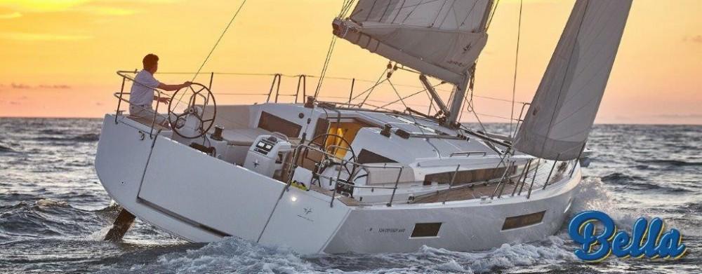 Location bateau Jeanneau Sun Odyssey 44 Ds à Road Town sur Samboat