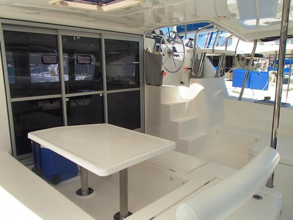 Location bateau Tortola pas cher Leopard 44