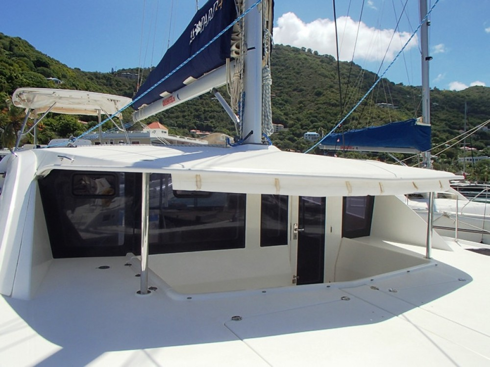 Louer Catamaran avec ou sans skipper Robertson-Caine à Tortola