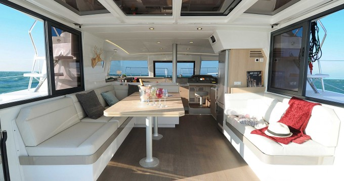 Location bateau Tahiti pas cher Bali 4.1
